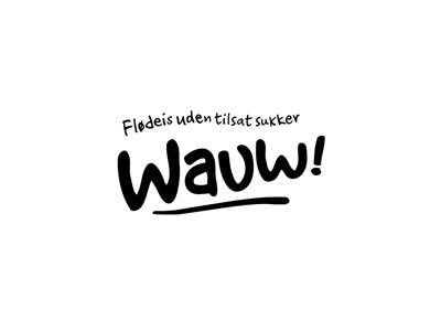 Wauw Flødeis